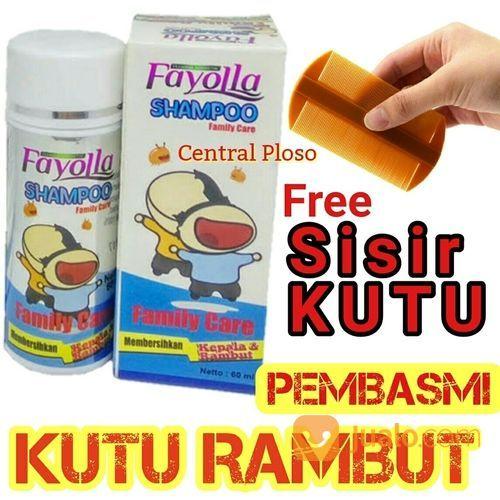 Shampo Kutu Anti Lice Tanpa Pestisida Aman Buat Anak Surabaya Jualo