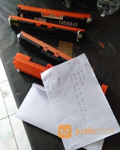 Toner Compatible Hp Printer Cp1025 CMYK (19027803) di Kota Surabaya
