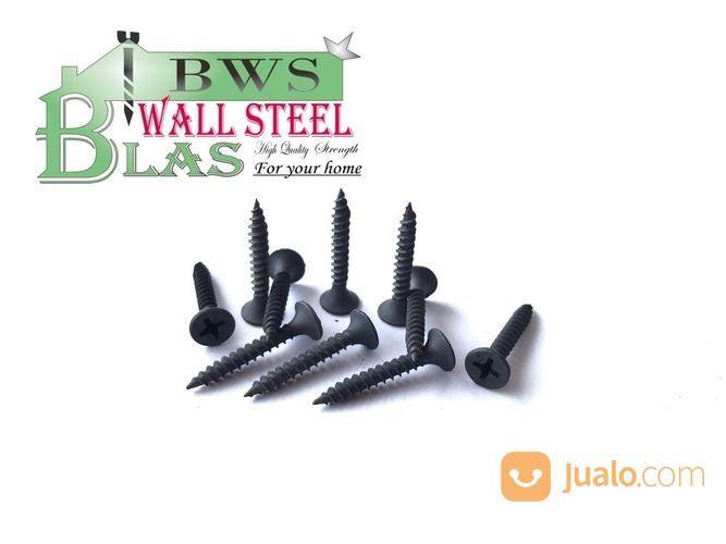 Drywall screw 6x1 bahan bangunan 19055063