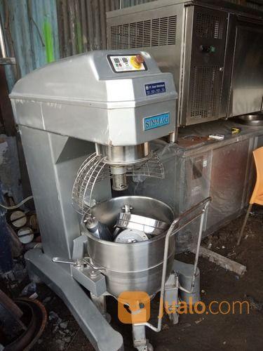 Mixer sinmag 60 liter perlengkapan industri 19058599