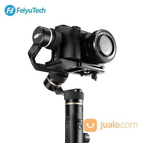 Feiyu G6 Plus 3-Axis Handheld Gimbal Stabilizer For Mirrorless & Action Camera (19070895) di Kota Surabaya