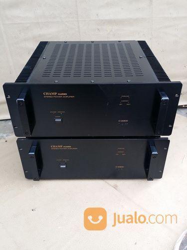 Camp Audio C-2300 Stereo Power Amplifier Audiophile (19079267) di Kota Jakarta Barat