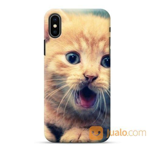 Cat Best HD IPhone XS Custom Hard Case (19079859) di Kota Bekasi