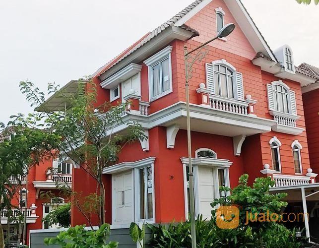 Rumah hook di cluster rumah dijual 19085963