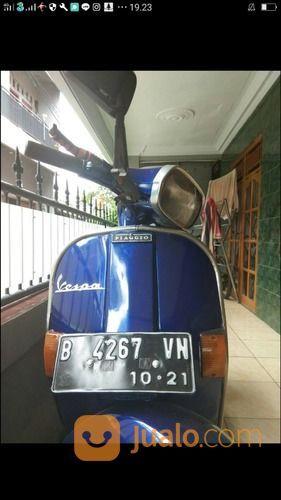 Vespa P150X Tahun 80 (19092411) di Kota Tangerang