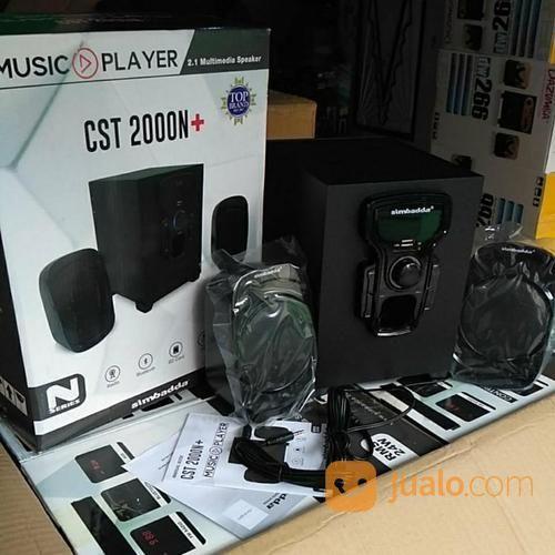 Speaker Simbadda Cst2000n Ples Bluetooth (19093703) di Kota Surabaya
