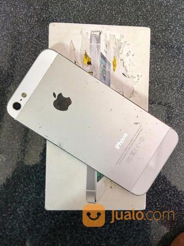 Iphone 5 16 gb mulus handphone apple 19113583