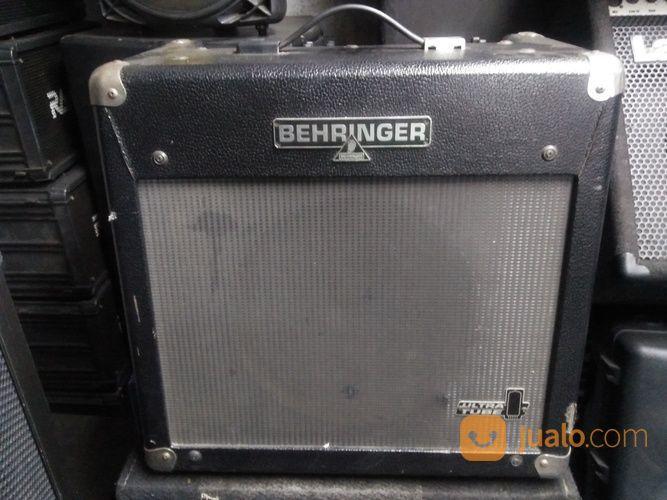 Behringer ultra tube alat musik lainnya 19123359