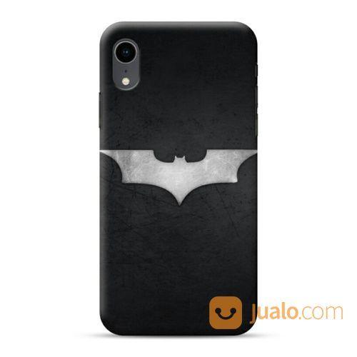 Batman Logo IPhone XR Custom Hard Case (19124347) di Kota Bekasi