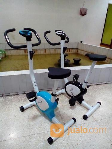 Sepeda statis belt fi peralatan fitness 19132015