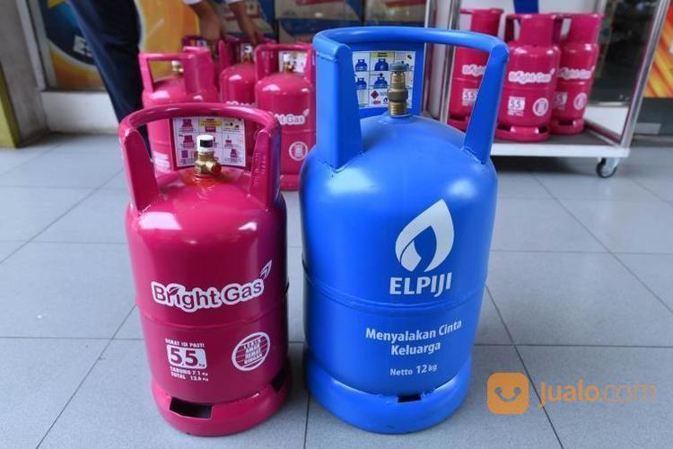 Distributor Gas Lpg Bright Gas 5 5kg Dan 12kg Jakarta Pusat Jualo