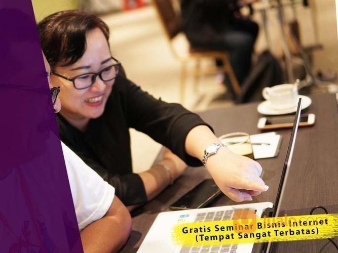 Free Seminar Strategi Bisnis Internet (19142799) di Kota Jakarta Barat