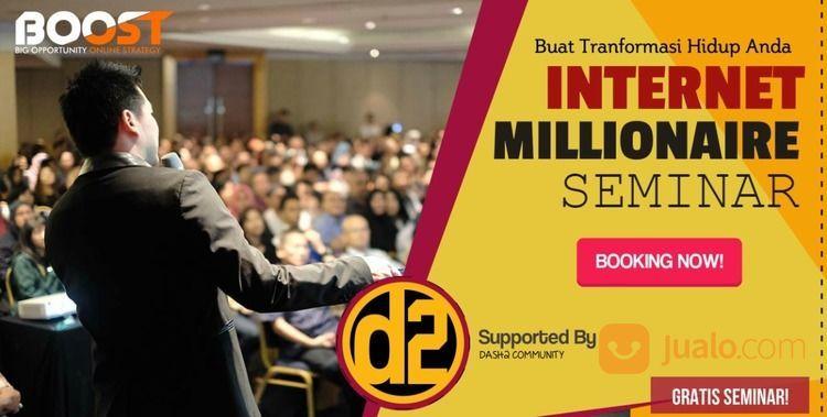 Gratis..Seminar Internet Style Premium. Daftar Di.. Https://Bit.Ly/Bisnisrusdi (19157155) di Kota Jakarta Barat