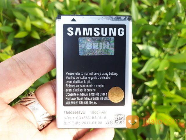 Baterai Samsung EB504465VU Samsung I8910 Galaxy Apollo Galaxy 3 (19167191) di Kota Jakarta Pusat