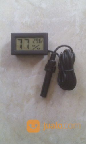 Termometer Higrometer Portable (19170711) di Kota Mojokerto