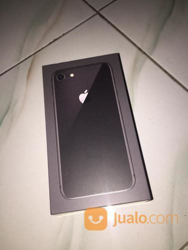 IPhone 8 256GB Space Grey (19202911) di Kota Semarang