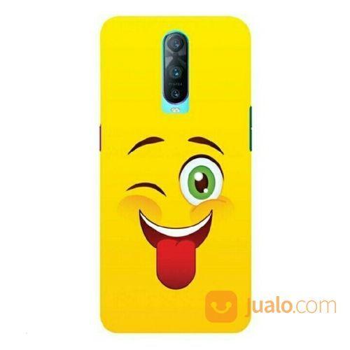 Winkey Smile Oppo R17 Pro Custom Hard Case (19205127) di Kota Bekasi