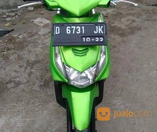 Honda Beat Tahun 2012 Kondisi Terawat (19212011) di Kota Bandung