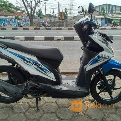 Motor Bekas Honda Beat Pgm Fi 2015 Terawat Samsat Yogyakarta (19219463) di Kota Yogyakarta
