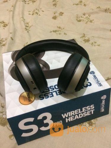 Headphone Bluetooth Rexus S3Pro (19236847) di Kota Yogyakarta