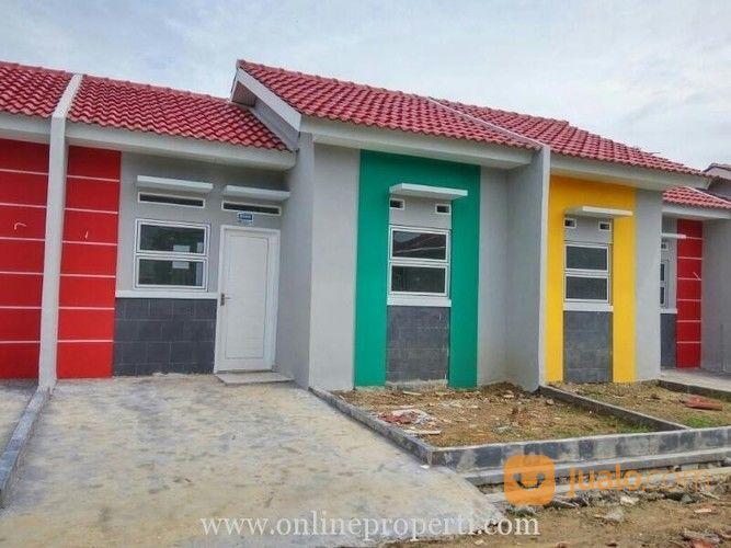 Rumah Baru Metro Parung Panjang Lokasi , Strategis MD690 (19242227) di Kab. Bogor