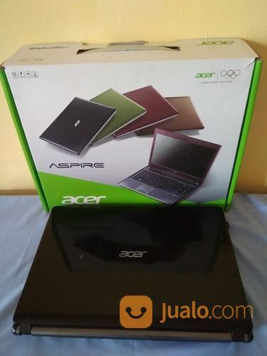 Laptop Acer Core I3 Second Siap Ready (19271887) di Kab. Kebumen