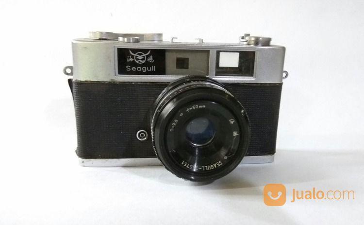 Kamera Jadul Seagull (19276291) di Kota Tangerang Selatan