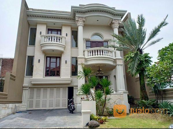 Rumah CIAMIIK POLL DiSelat Golf Citraland Bangunan KLASIK (19277347) di Kota Surabaya