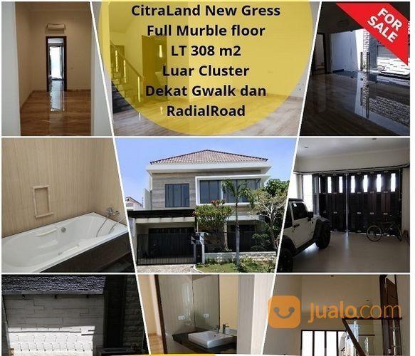 NEW Gress Rumah Villa Sentra Raya Citraland Bangunan MINIMALIS+NEGOO (19277703) di Kota Surabaya