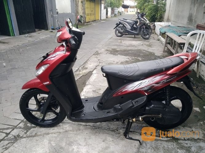 2 Yamaha Mio Cw 2008 Dan 2009 Ok Buat Kakak Dan Adik Siap Jalan Jalan (19295799) di Kab. Sidoarjo