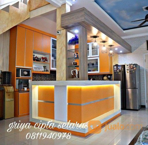 Kitchen set dan inter kebutuhan rumah tangga furniture 19302523