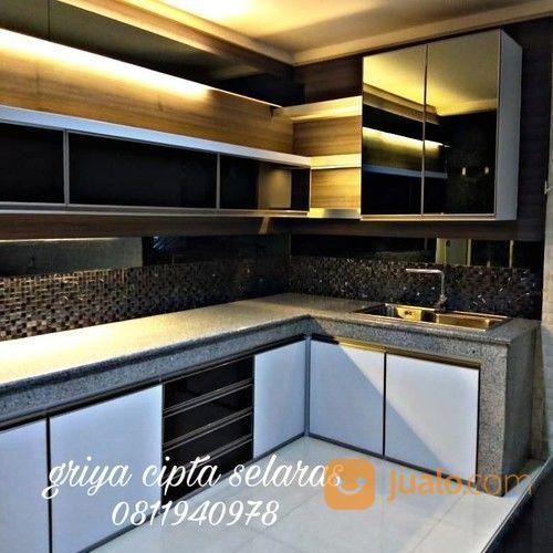 Kitchen Set Dan Interior Desain (19302527) di Kota Jakarta Timur