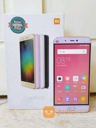 Mi5 Internal 64GB Fullset (19312843) di Kab. Jember
