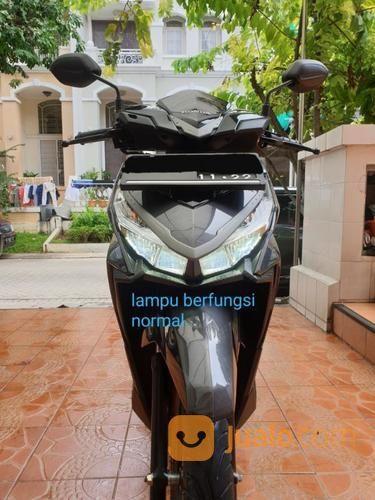Honda Vario 125 Esp 2017 (Lampu LED) Mulus Dan Mild Condition (19326751) di Kota Jakarta Utara