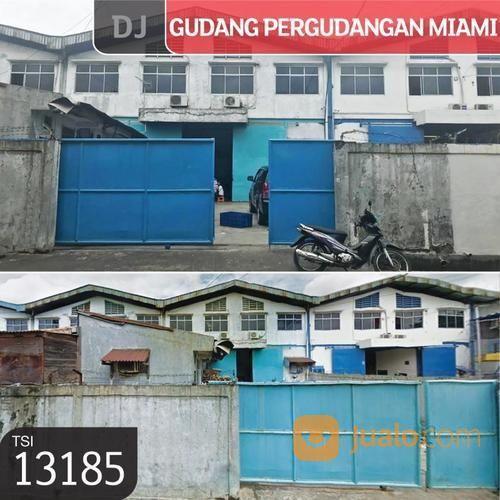 Gudang Pergudangan Miami, Jakarta Barat, 12x37m, 1 Lt, SHM (19346279) di Kota Jakarta Barat