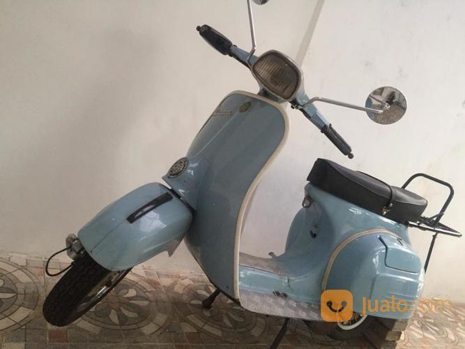 Vespa 150cc Th 1980 Super Biru Telor Asin (19366583) di Kota Tangerang Selatan