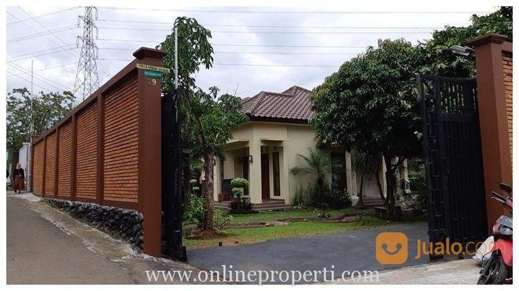 VILLA STRATEGIS DI KOTA BOGOR P0912 (19372159) di Kab. Bogor