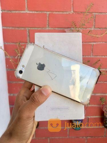 Minat Iphone 5 16 GB Fullset No Minus (19383223) di Kota Bogor