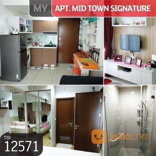 Apartemen Mid Town Signature, Tower Herald, Tangerang, 40 M, Lt 33, SHM (19414111) di Kota Tangerang Selatan