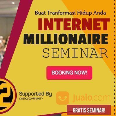 SEMINAR BISNIS INTERNET (19415771) di Kota Jakarta Barat