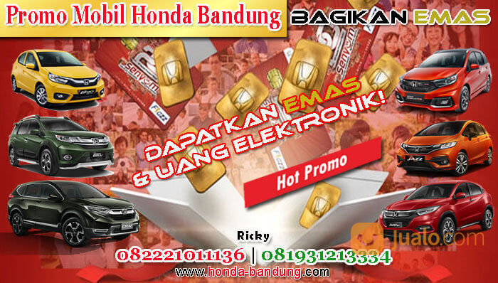Promo mobil honda ban mobil honda 19446711