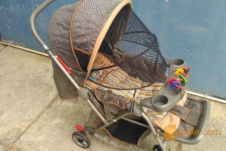 baby stroller merek p perlengkapan anak dan bayi stroller del 1945206