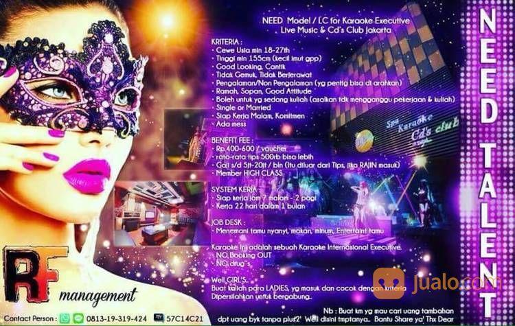 Open Screening Pl Lc Internasional Exeutive Karaoke Club Jakarta Selatan Jualo