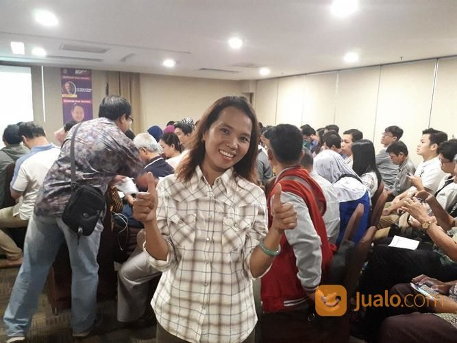 Seminar Bisnis Internet (19461331) di Kota Jakarta Barat