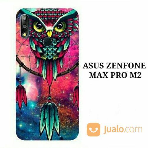 Owl Dreamcatcher Asus Zenfone Max Pro M2 (ZB631KL) Custom Hard Case (19465375) di Kota Bekasi