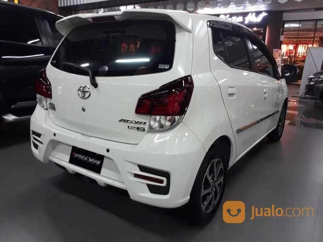 Toyota Agya Promo DP Rendah Angsuran Ringan HP/WA 085322443444 (19473995) di Kota Makassar