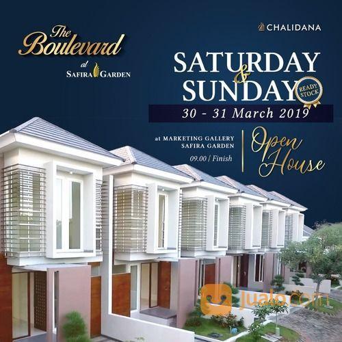 Rumah Premium DP Hanya 10 Jutaan Cicilan 4 Jutaan/Bulan By Safira Garden Dan Safira Juanda Resort (19480455) di Kota Surabaya
