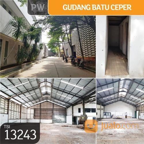 Gudang HPK, Tangerang, 13,6x48m, 1 Lt, SHM (19483039) di Kota Tangerang