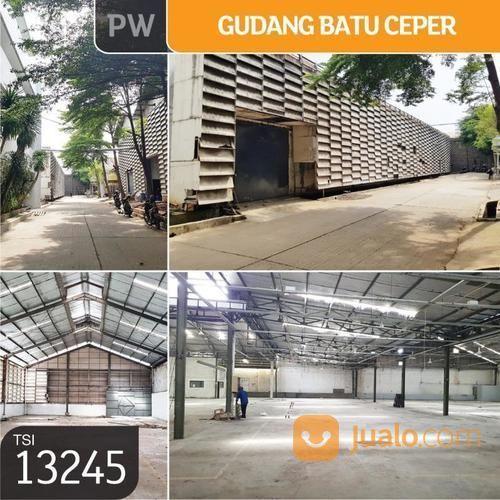 Gudang HPK, Tangerang, 49,3x48m, 1 Lt