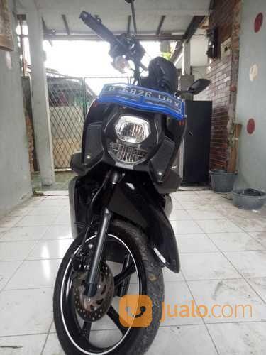 Yamaha X Ride 125 Blue Core 2018 Siap Pakai